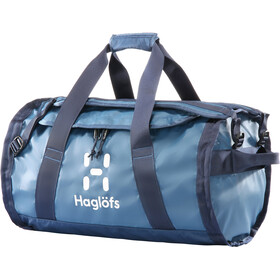 Haglöfs Lava 50 Duffel Bag, blue ink/tarn blue
